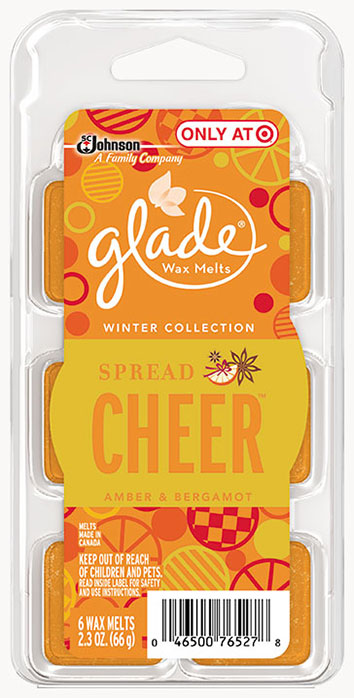 Glade® Wax Melts - Spread Cheer™