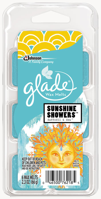 Glade® Wax Melts - Sunshine Showers™