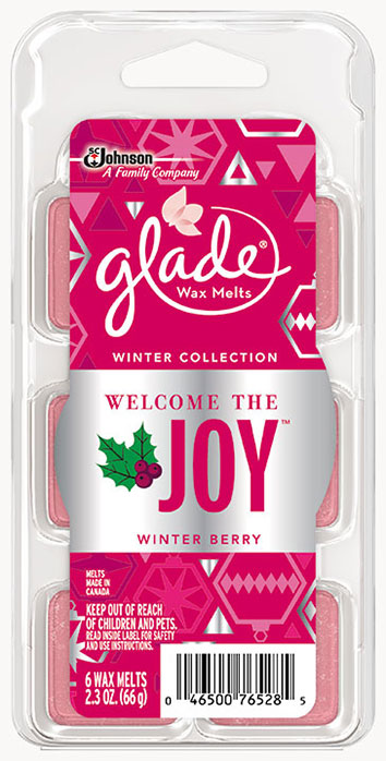Glade® Wax Melts - Welcome the Joy™