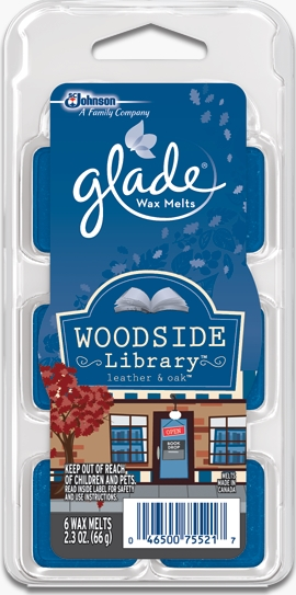 Glade® Wax Melts - Woodside Library™