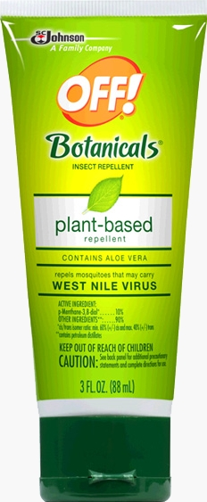 OFF! Botanicals® Insect Repellent