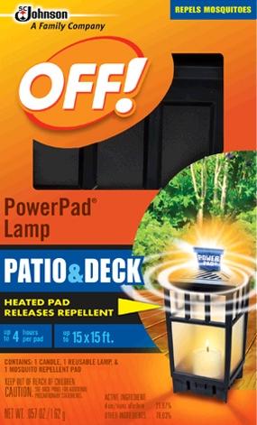OFF!® PowerPad® Lamp