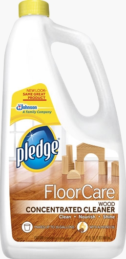 Pledge® FloorCare Wood Concentrated Cleaner (Discontinued)