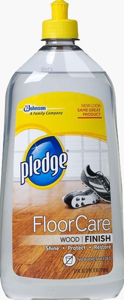 Pledge® FloorCare Wood Finish