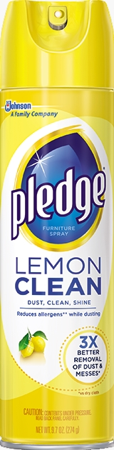Pledge® Lemon Clean