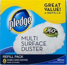 Pledge® Multi Surface Duster Refill