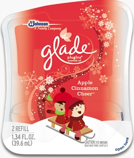 PlugIns® Scented Oil Refills - Apple Cinnamon Cheer™