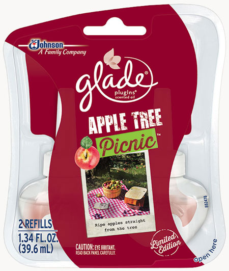 PlugIns® Scented Oil Refills - Apple Tree Picnic™