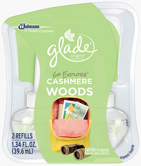 PlugIns® Scented Oil Refills - Go Explore™ Cashmere Woods®
