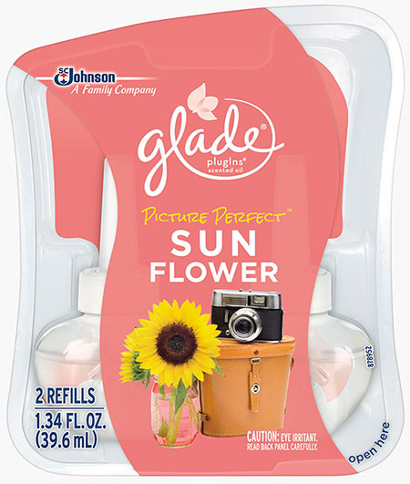 PlugIns® Scented Oil Refills - Picture Perfect™ Sun Flower