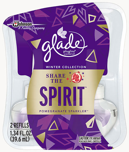 PlugIns® Scented Oil Refills - Share the Spirit™