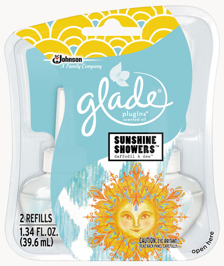 PlugIns® Scented Oil Refills - Sunshine Showers™