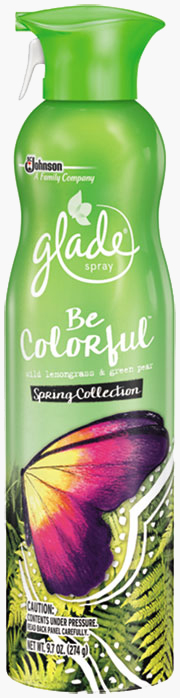 Premium Room Spray - Be Colorful
