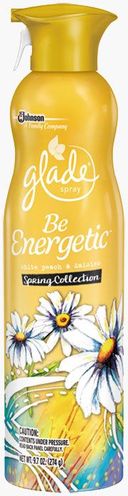 Premium Room Spray - Be Energetic