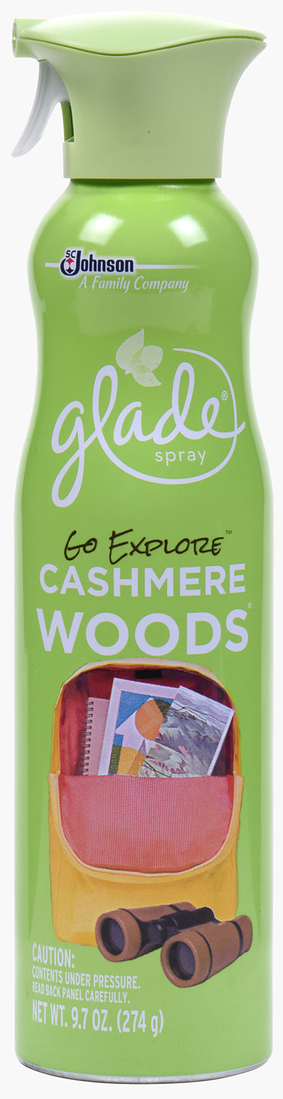 Premium Room Spray - Go Explore™ Cashmere Woods®