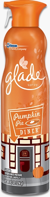 Premium Room Spray - Pumpkin Pie Diner™
