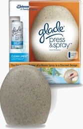 Press & Spray™ Starter Kit - Clean Linen®