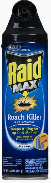Raid Max® Roach Killer (Discontinued)
