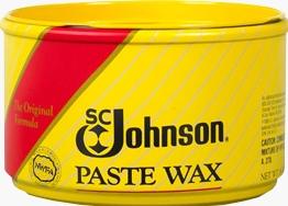 SC Johnson® Paste Wax