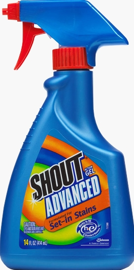 Shout® Advanced Gel Trigger
