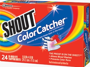Shout® Color Catcher® Cloths