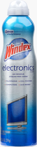 Windex® Electronics Spray