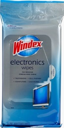 Windex® Electronics Wipes (Discontinued)