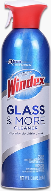 Windex® Glass & More Cleaner (Discontinued)