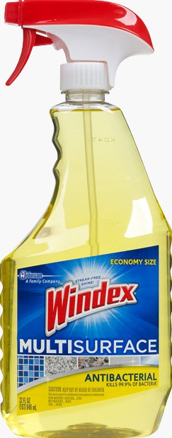 Windex® Multi-Surface Antibacterial