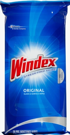 Windex® Original Glass Wipes