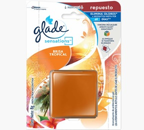 Glade® Sensations™ Brisa Tropical
