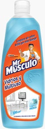Mr Músculo® Vidrios Multiusos Fresco