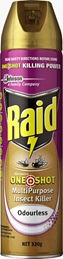 Raid® Multi Insect Killer One Shot Odourless
