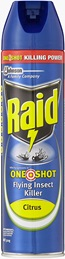 Raid® Flying Insect Killer One Shot Citrus