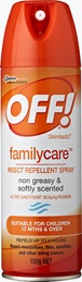 OFF!® Skintastic Repellent Spray Aerosol