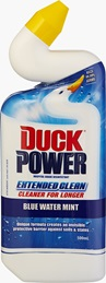 Duck® Extended Clean Blue Water Mint
