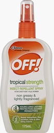 OFF!® Tropical Pump