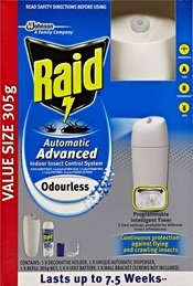 Raid® Odourless Automatic Advanced Primary