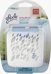 Glade® Sensations™ Bathroom Clean Linen (Discontinued)