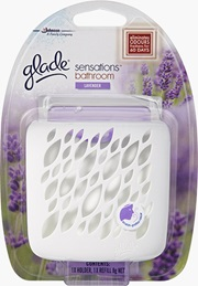Glade® Sensations™  Bathroom Lavender (Discontinued)