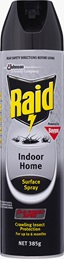 Raid® Indoor Home Surface Spray (Discontinued)