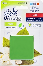 Glade® Sensations™ Fresh Jasmine (Discontinued)