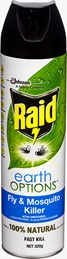 Raid® Earth Options Flying Insect Killer