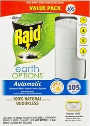 Raid® Earth Options Automatic Advance