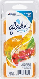 Glade® Wax Melts Hawaiian Breeze