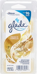 Glade® Wax Melts French Vanilla