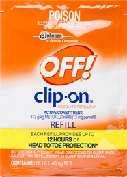 OFF!® Clip On™ (Discontinued)