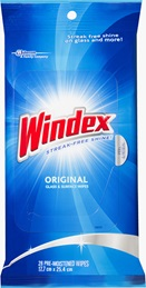 Windex® Surface & Glass Wipes