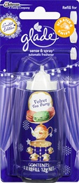 Glade® Sense & Spray™ Limited Edition Velvet Tea Party