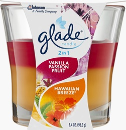 Glade® 2in1 Passion Fruit & Hawaiian Breeze